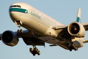 B-KPI - Cathay Pacific Boeing 777-300ER aircraft