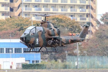 JG-3459 - Japan - Ground Self Defense Force Bell AH-1S Cobra