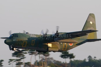 45-1073 - Japan - Air Self Defence Force Lockheed C-130H Hercules