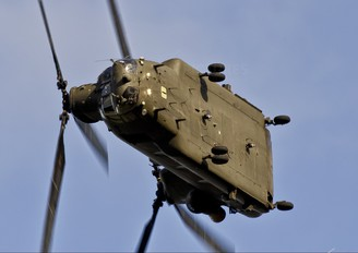 ZA713 - Royal Air Force Boeing Chinook HC.2