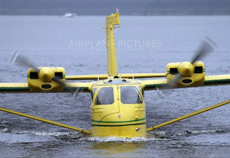 HB-LSK - Private Stol UC-1 TwinBee