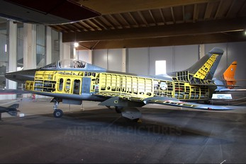 MM6280 - Italy - Air Force Fiat G91