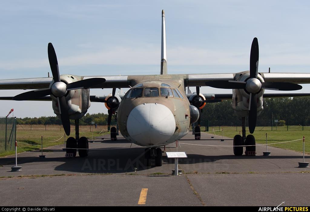 Germany - Air Force 52+09 aircraft at Berlin - Gatow