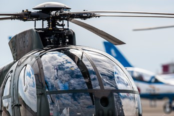 31288 - Japan - Ground Self Defense Force Kawasaki OH-6
