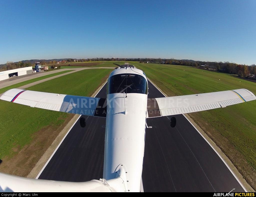 Private D-EMRB aircraft at Landshut