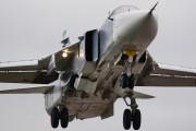 32 - Russia - Air Force Sukhoi Su-24M aircraft