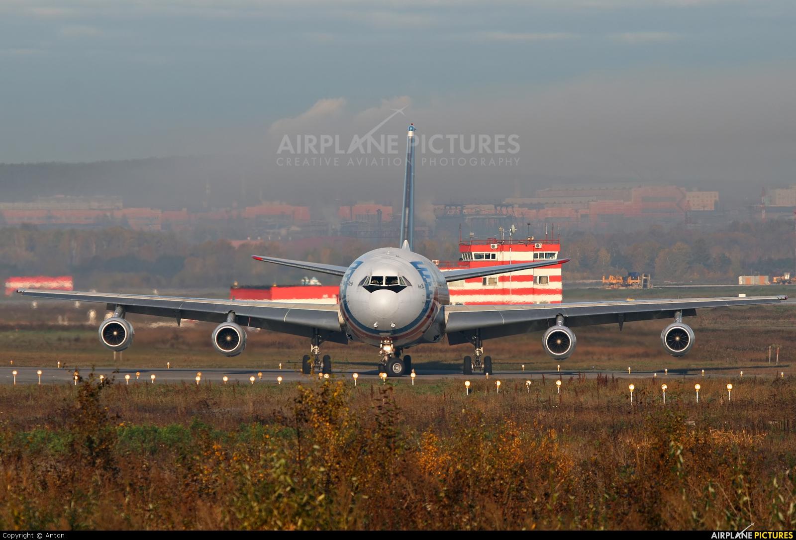 Ural Airlines RA-86093 aircraft at Koltsovo - Ekaterinburg