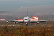 RA-86093 - Ural Airlines Ilyushin Il-86 aircraft