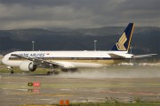 9V-SWD - Singapore Airlines Boeing 777-300ER aircraft