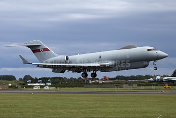 ZJ693 - Royal Air Force Bombardier Sentinel R.1