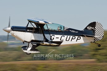 G-CUPP - Private Pitts S-2A Special