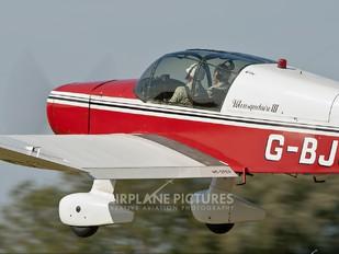 G-BJOB - Private Jodel D140 Mousquetaire