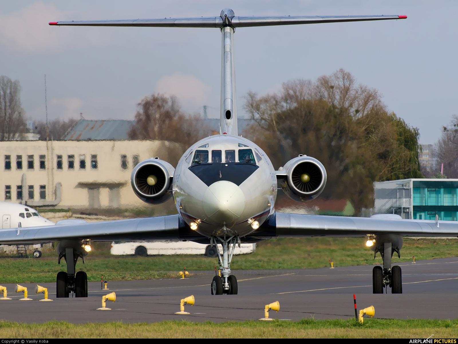 Meridian Air RA-65737 aircraft at Kyiv - Zhulyany