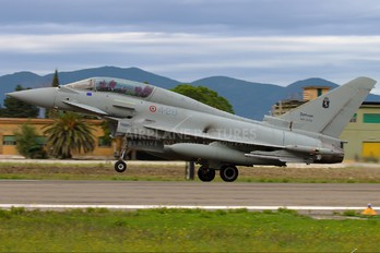 MM55128 - Italy - Air Force Eurofighter Typhoon T