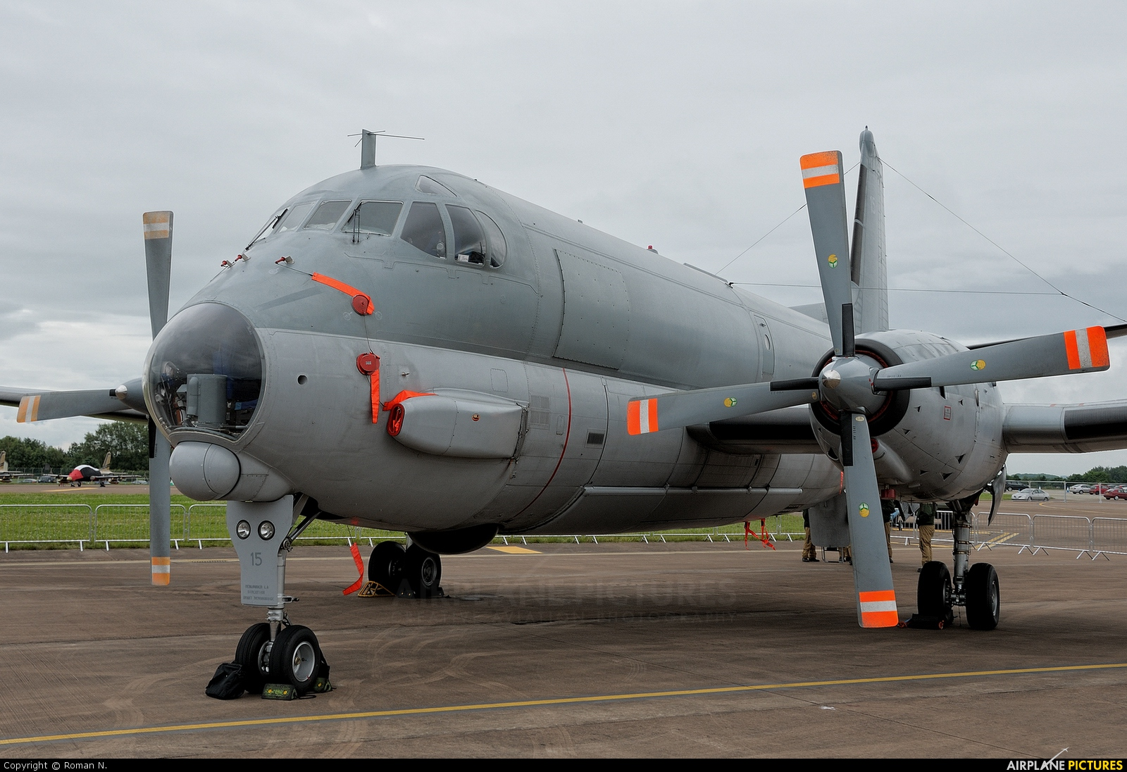 France - Navy 15 aircraft at Fairford