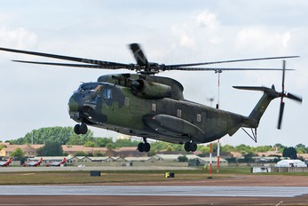 84+72 - Germany - Army Sikorsky CH-53G Sea Stallion