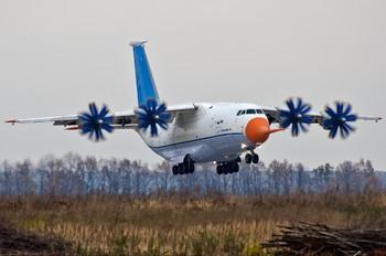 UR-NTK - Antonov Airlines /  Design Bureau Antonov An-70
