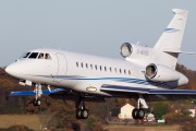 G-WABB - Private Dassault Falcon 900 series aircraft