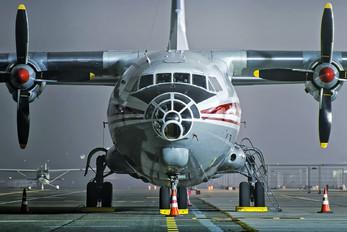 UR-CAH - Meridian Aviation Antonov An-12 (all models)