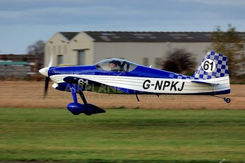 G-NPKG - Private Vans RV-6