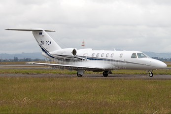ZK-PGA - Private Cessna 525C Citation CJ4