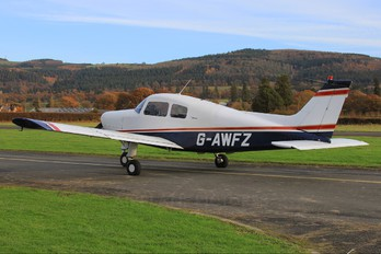 G-AWFZ - Private Beechcraft 19 Musketeer