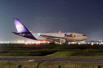 N812FD - FedEx Federal Express Airbus A310F