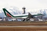 EI-EJI - Alitalia Airbus A330-200 aircraft