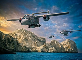- - USA - Air Force North American OV-10 Bronco