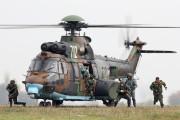 712 - Bulgaria - Air Force Eurocopter AS532 Cougar aircraft