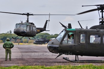 AE-442 - Argentina - Army Bell UH-1H Iroquois
