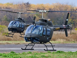 AE-365 - Argentina - Army Bell 206B Jetranger III