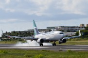C-GWCM - WestJet Airlines Boeing 737-700 aircraft