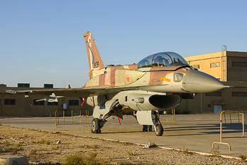808 - Israel - Defence Force Lockheed Martin F-16I Sufa