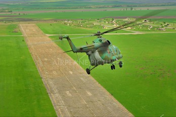 417 - Bulgaria - Air Force Mil Mi-17