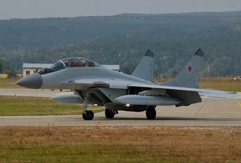 747 - Russia - Air Force Mikoyan-Gurevich MiG-29M2