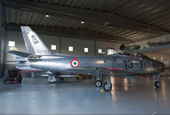 MM19792 - Italy - Air Force North American F-86 Sabre