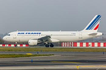 F-GKXI - Air France Airbus A320