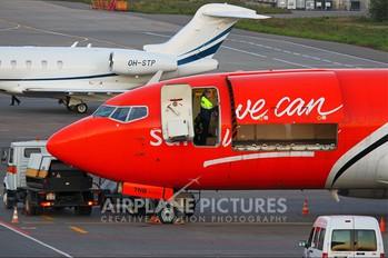 OO-TNB - TNT Boeing 737-300F