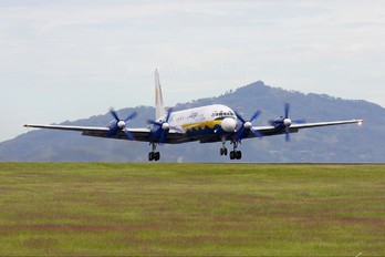 CU-C1515 - Aerocaribbean Ilyushin Il-18 (all models)
