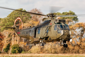 ZF118 - Royal Navy Westland Sea King HC.4