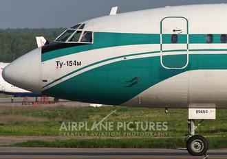 RA-85654 - Alrosa Tupolev Tu-154M