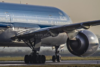 PH-BQG - KLM Boeing 777-200ER