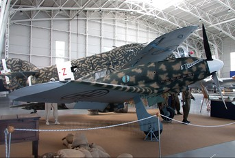 MM9667 - Italy - Air Force Macchi MC-202 Folgore