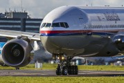 9M-MRM - Malaysia Airlines Boeing 777-200ER aircraft