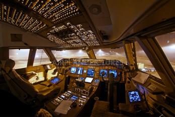 LX-VCC - Cargolux Boeing 747-8F