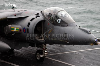 ZD379 - Royal Air Force British Aerospace Harrier GR.7