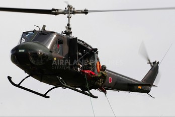 JG-1725 - Japan - Ground Self Defense Force Bell UH-1H Iroquois