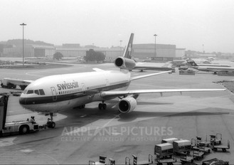 HB-IWH - Swissair McDonnell Douglas MD-11