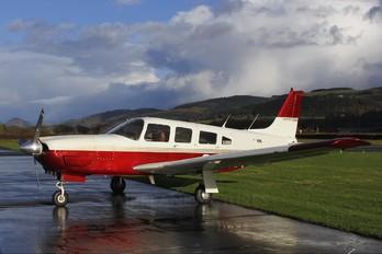 G-JPOT - Private Piper PA-32 Saratoga